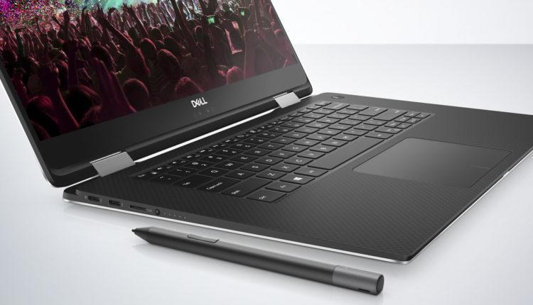 Đánh giá máy tính xách tay Dell XPS 15 9575